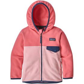 Patagonia Micro D Snap-T Jas Kinderen, roze